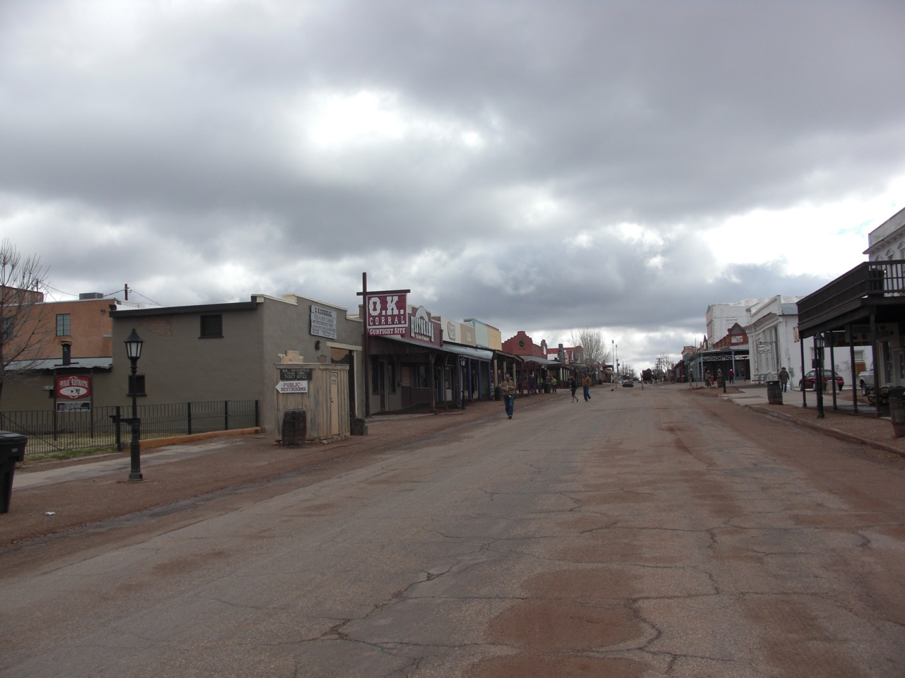 Main Street Tombstone, Arizona