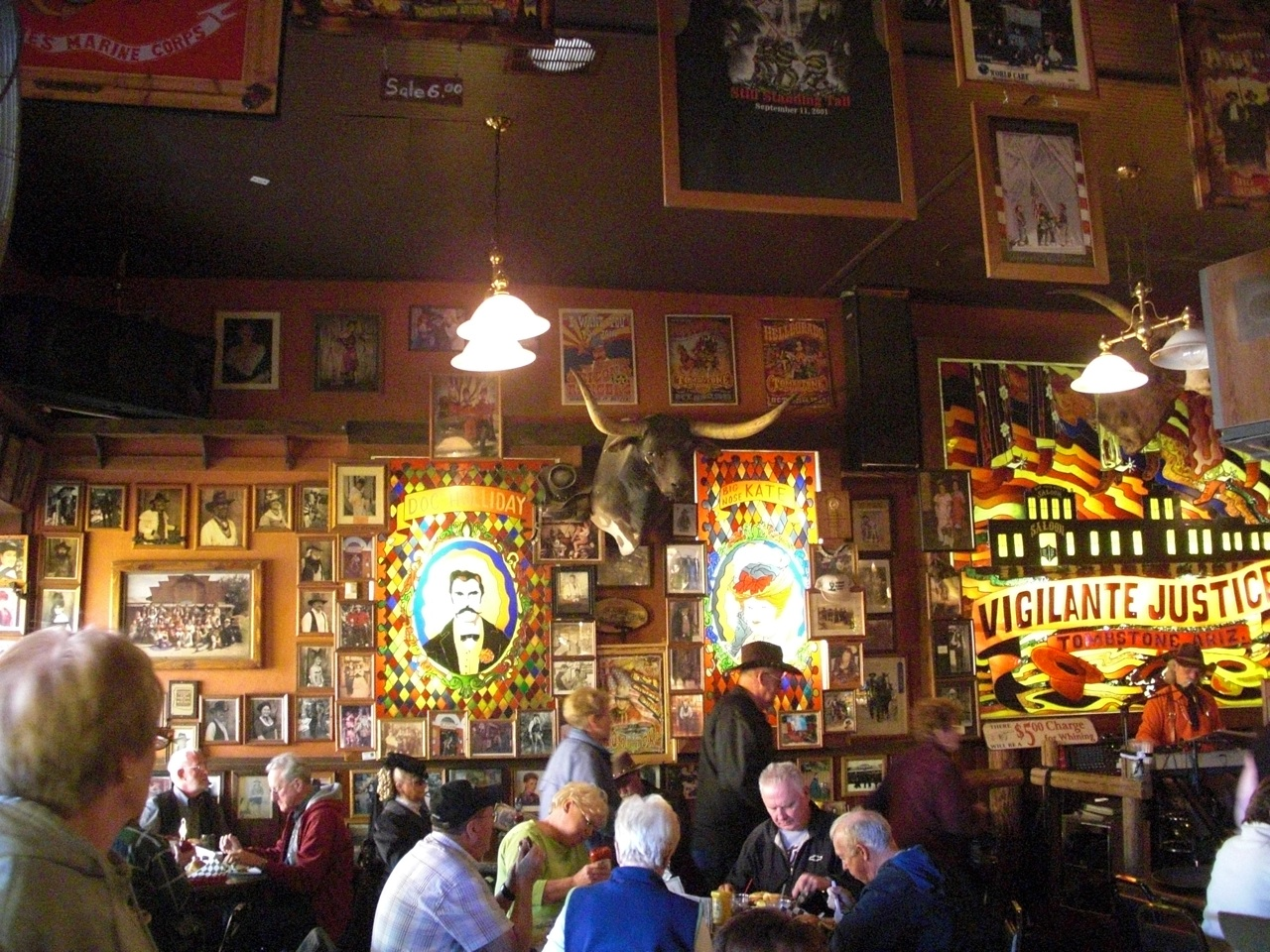 Big Nose Kate's Saloon, An Original Saloon