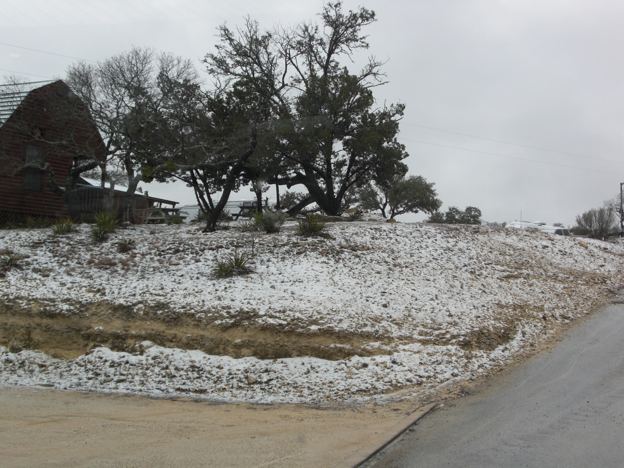 Arriving at Top Of The Hill RV Resort in Boerne, TX