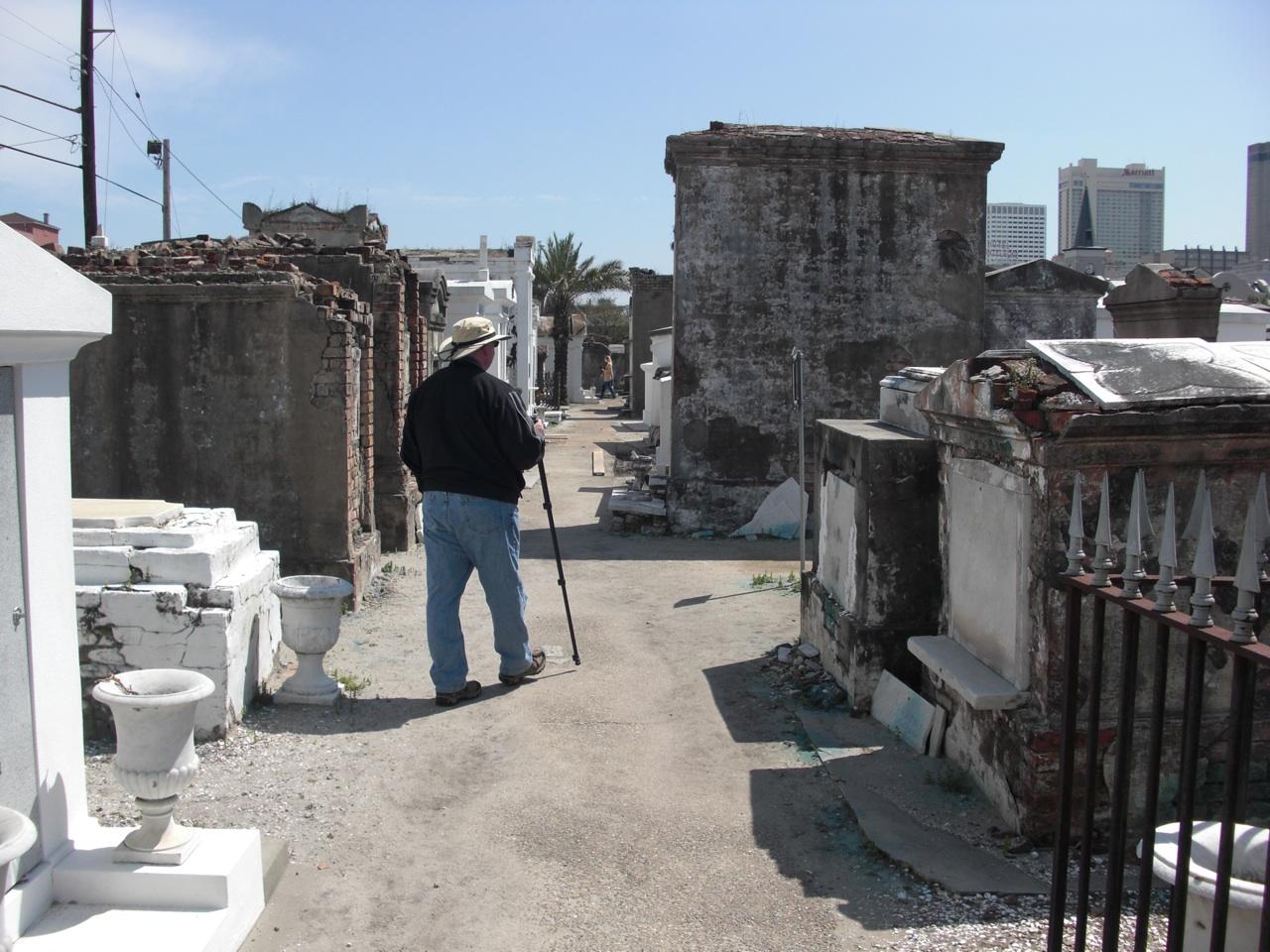 David Among the Tombs