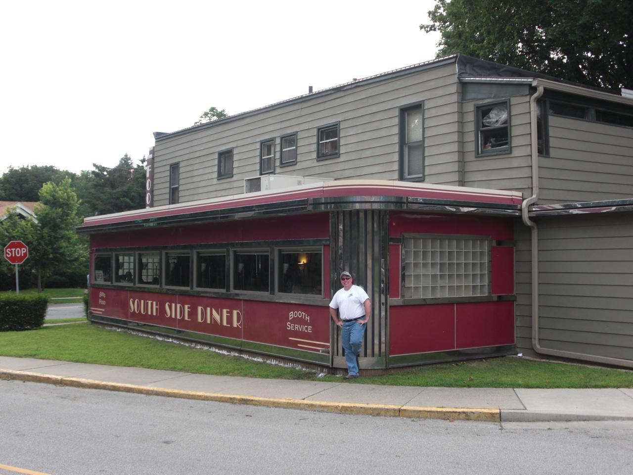 South Side Diner in Goshen, Indiana