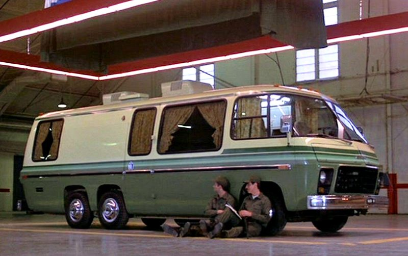 """GMC EM50 Urban Assault Vehicle From The Movie """"Stripes"""""""