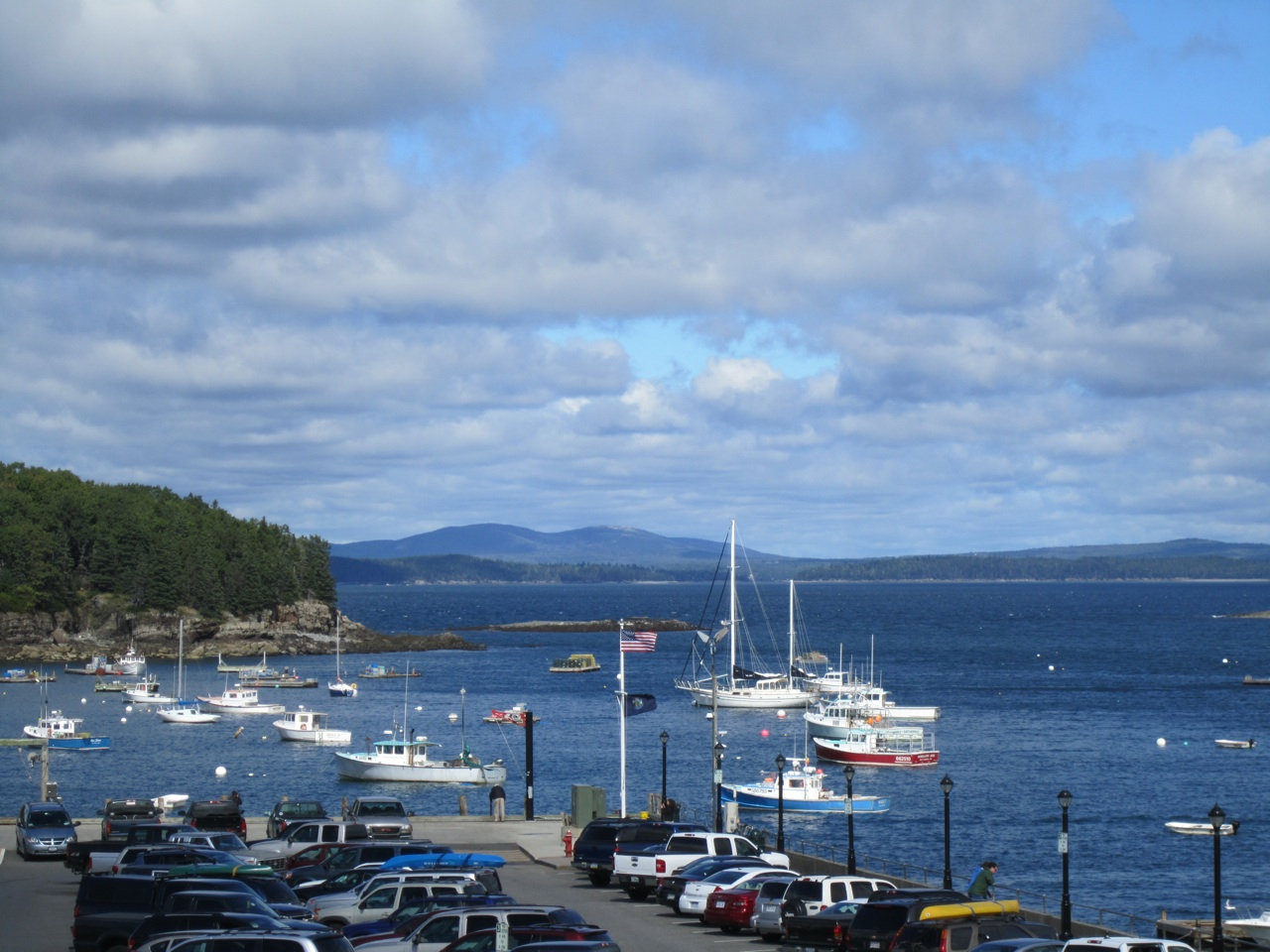 Bar Harbor Maine Outside Our Bubble