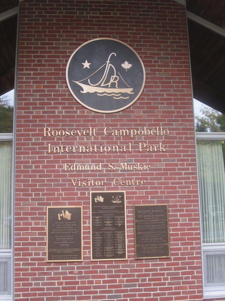 FDR International Park At Campobello Island, Canada