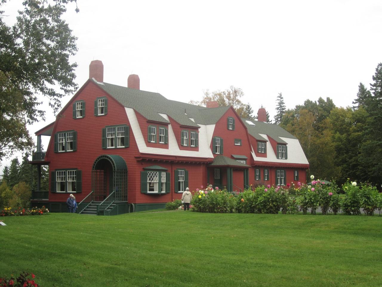 FDR's Summer Cottage On Campobello Island, Canada