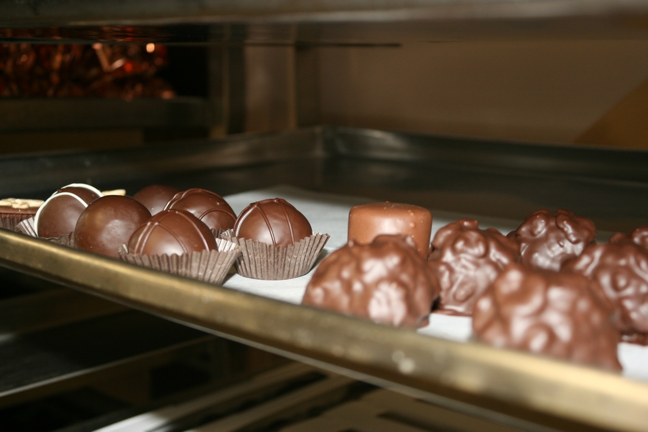 YUM!  Chocolate.  Thank You WeGoFar.com For The Picture.