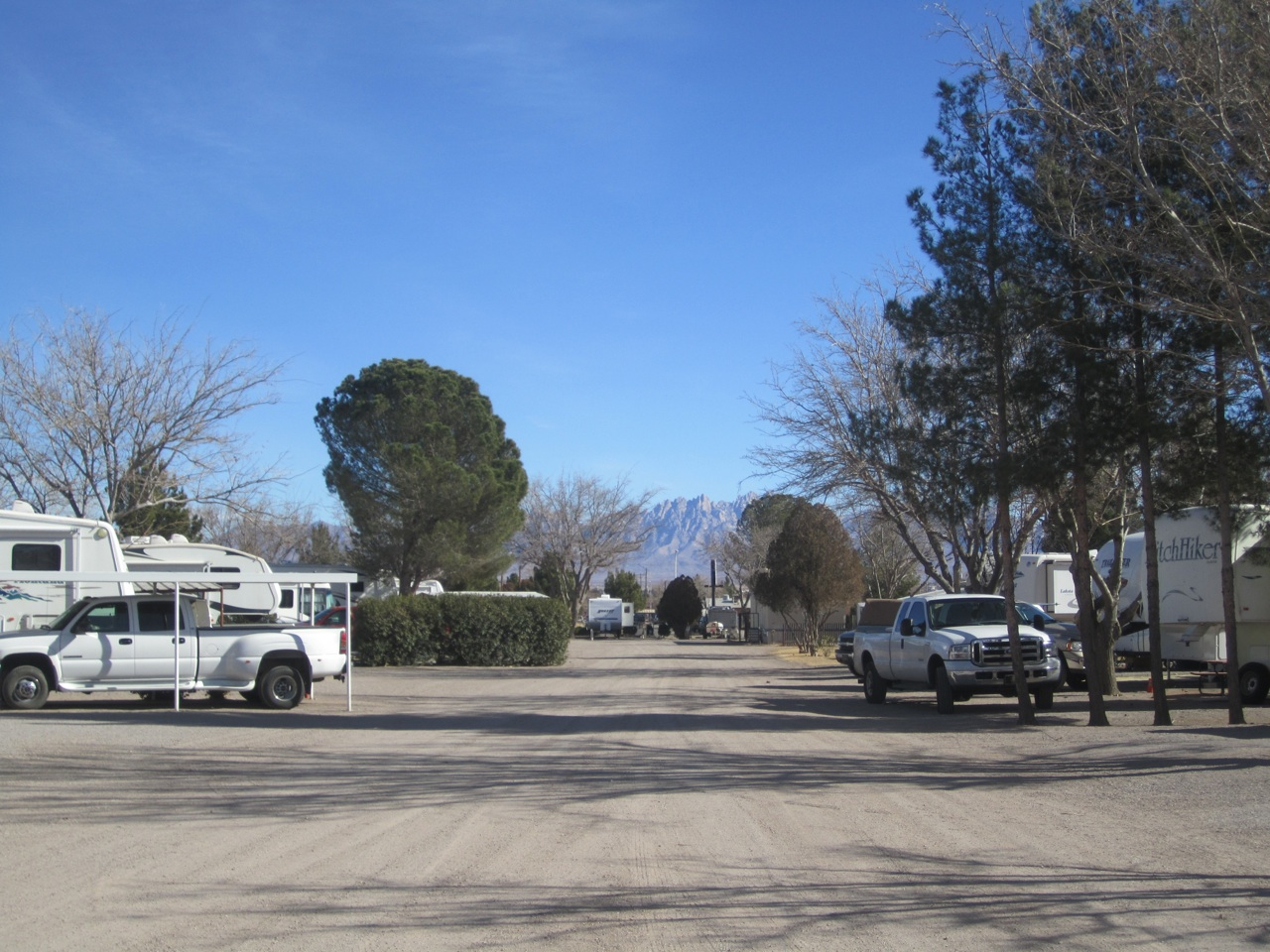 Our Campground In Las Cruces, NM