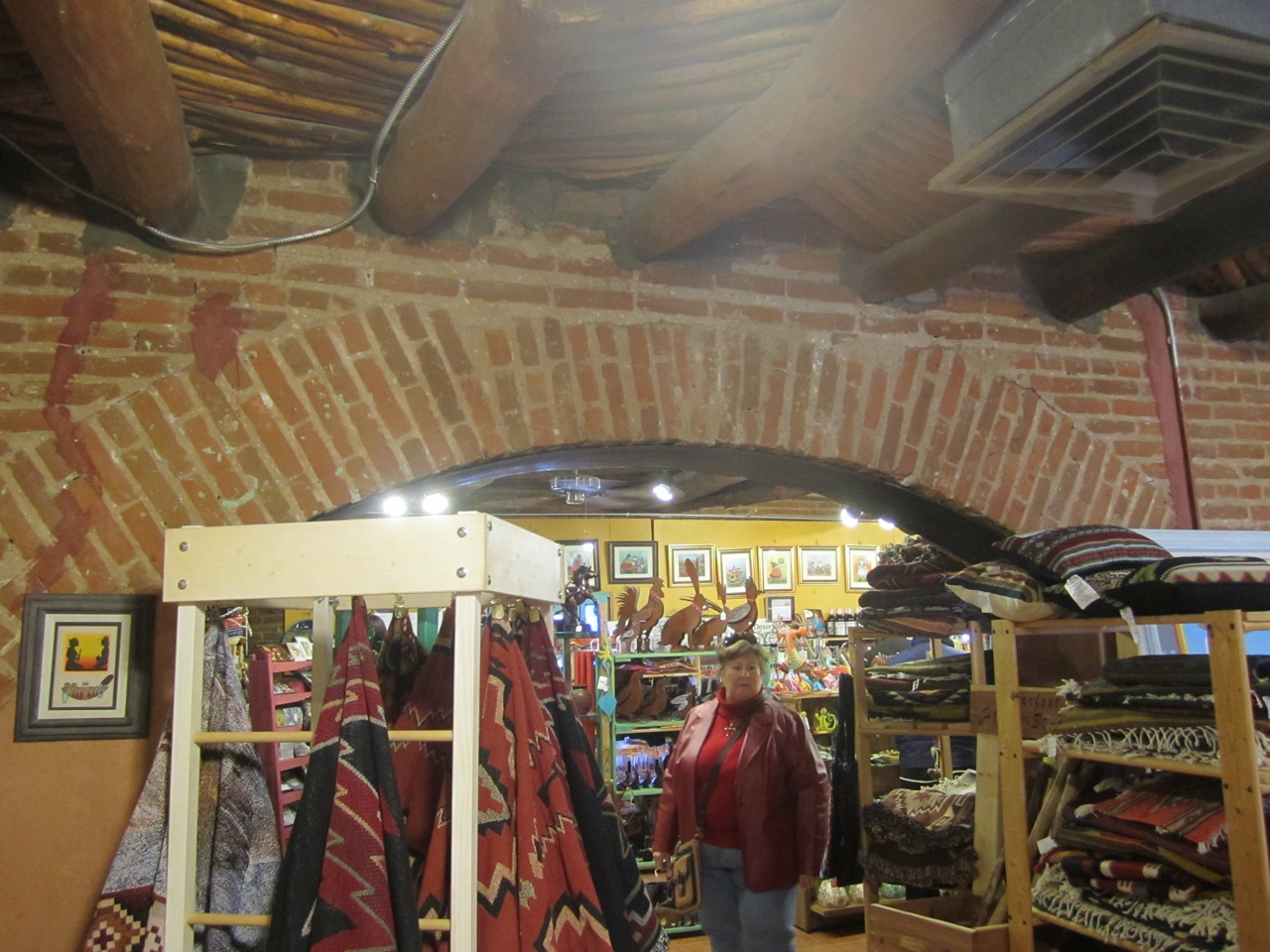 Inside The Oldest Brick Building In New Mexico