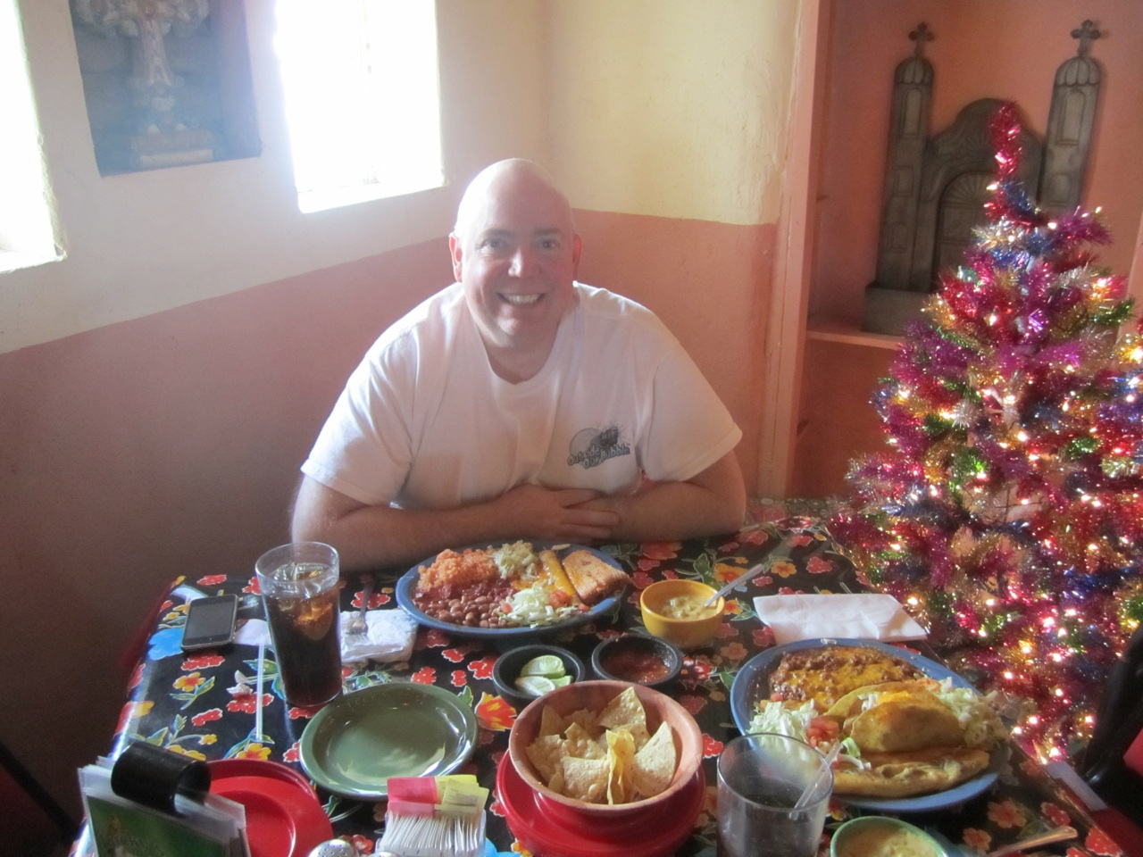 David And Our Spread Of Food