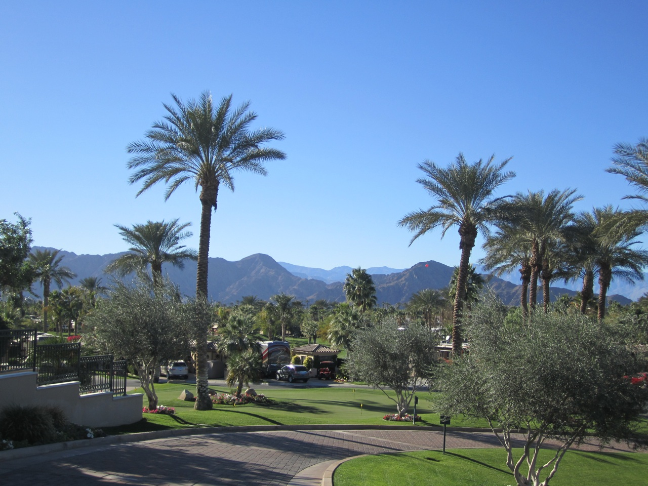 The Motorcoach Country Club Resort In Indio, CA