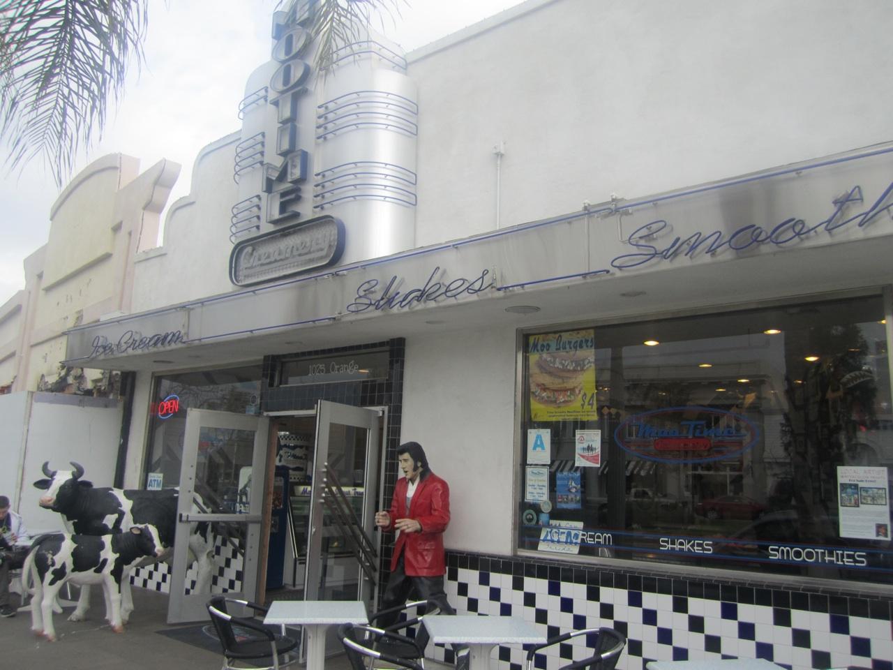 Ice Cream Shop In Coronado, CA