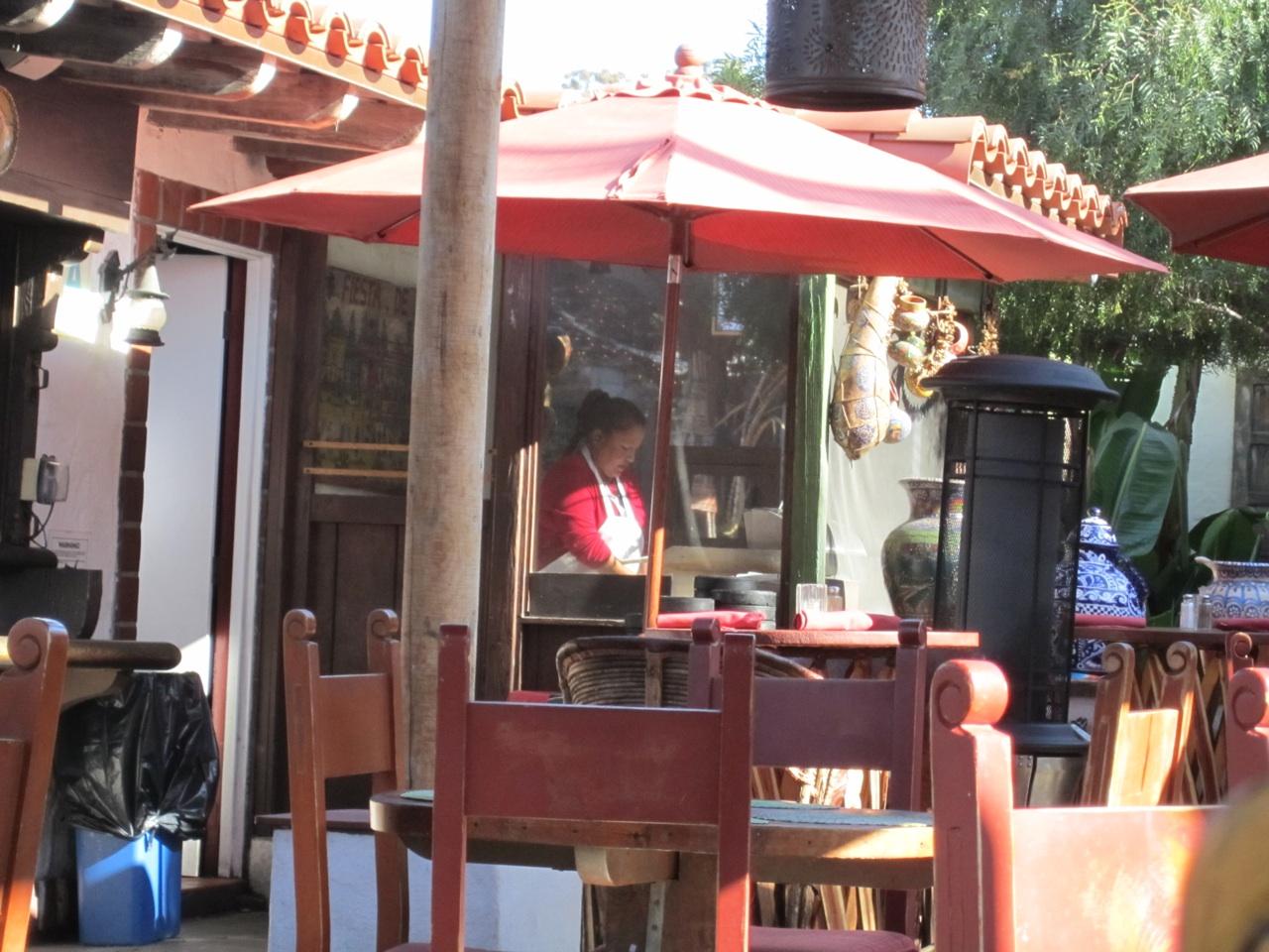 Woman Making Fresh Tortillas, YUM!