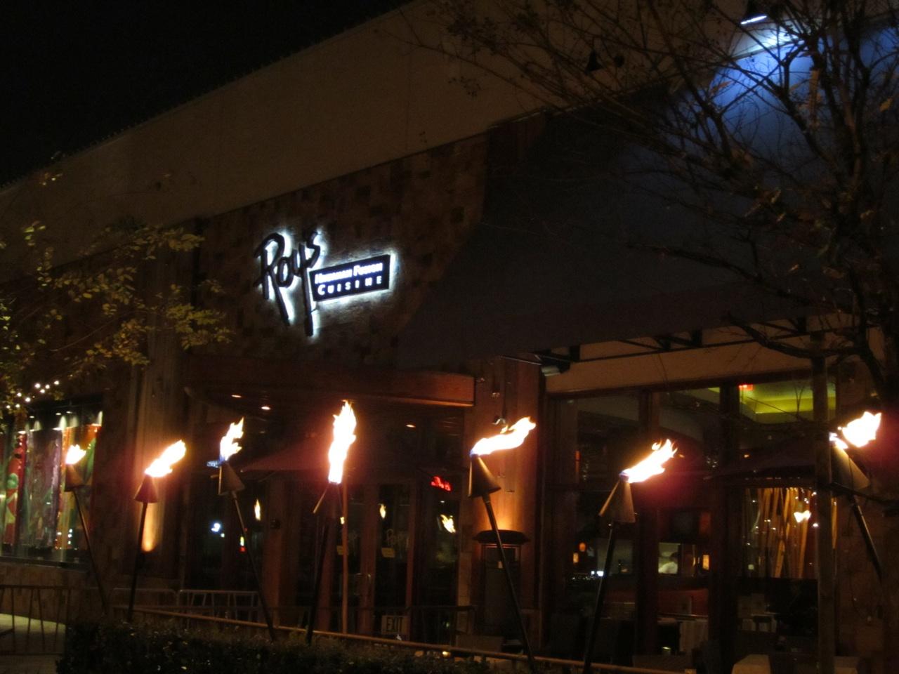 Roy's Hawaiian Fusion Restaurant
