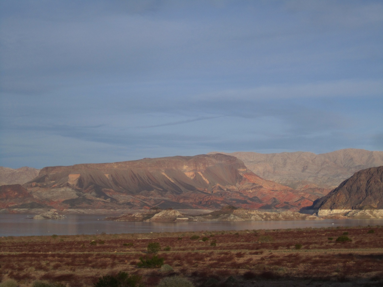 Another View Of Lake Mead