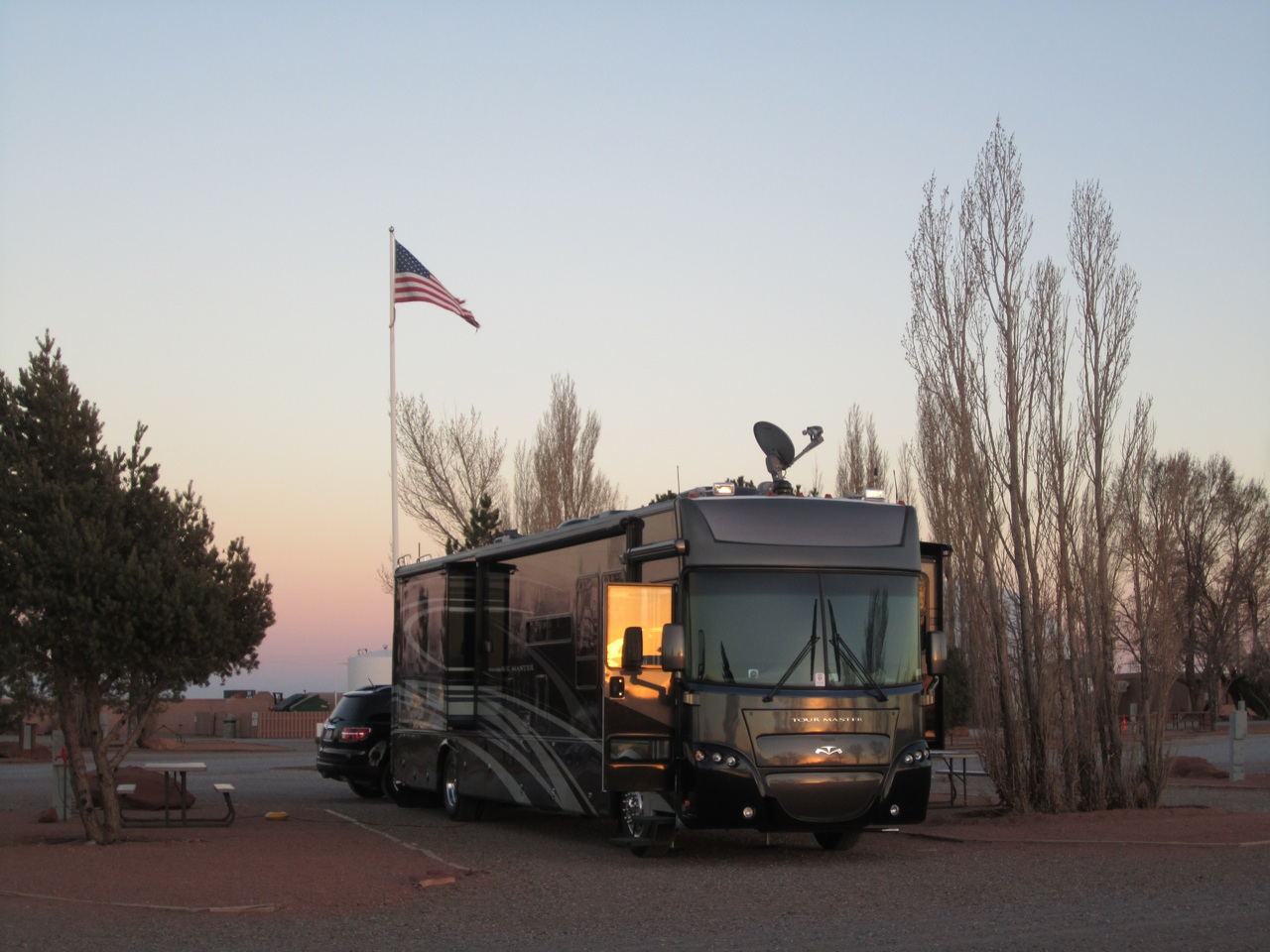 Our Motor Home