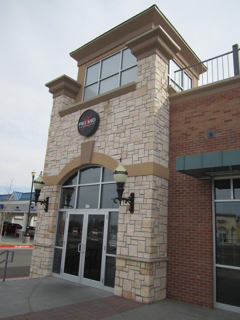 Pei Wei Asian Diner In Amarillo, TX