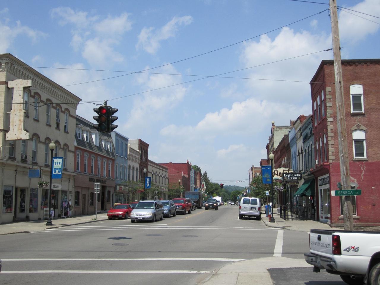 The Village Of Penn Yan, NY