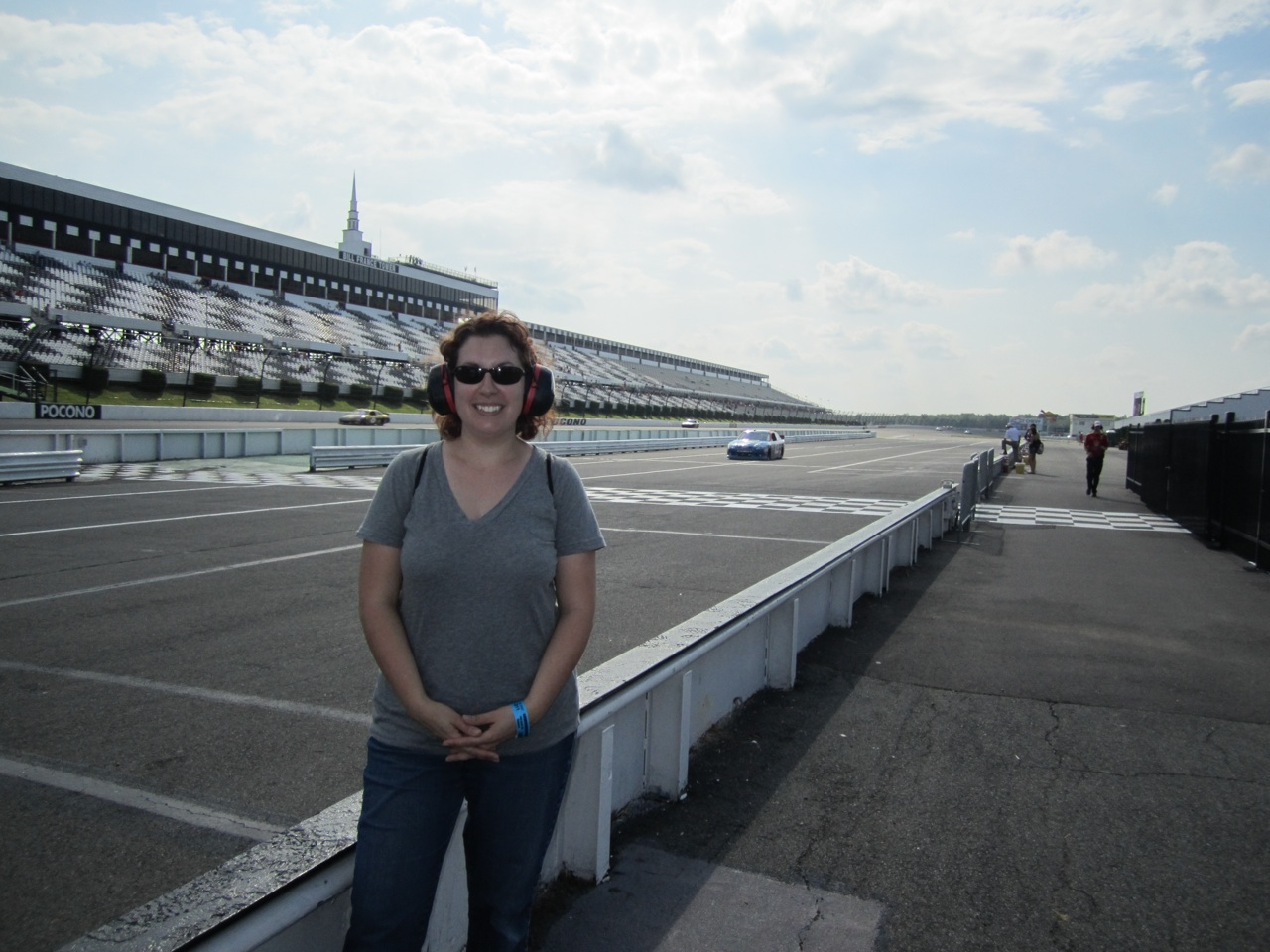 Brenda And The Race Track