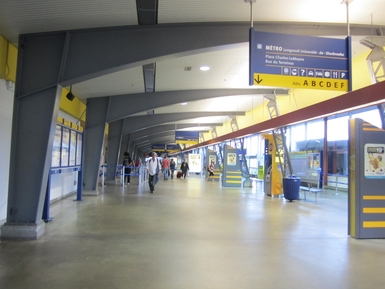 The Metro Station
