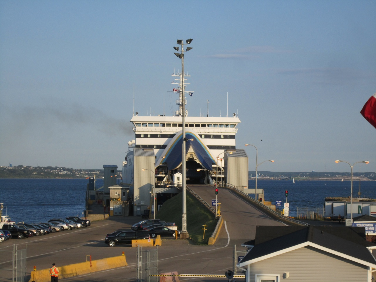 Ferry Opening Up