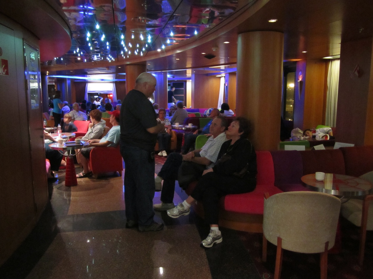 The Lounge On The Ferry