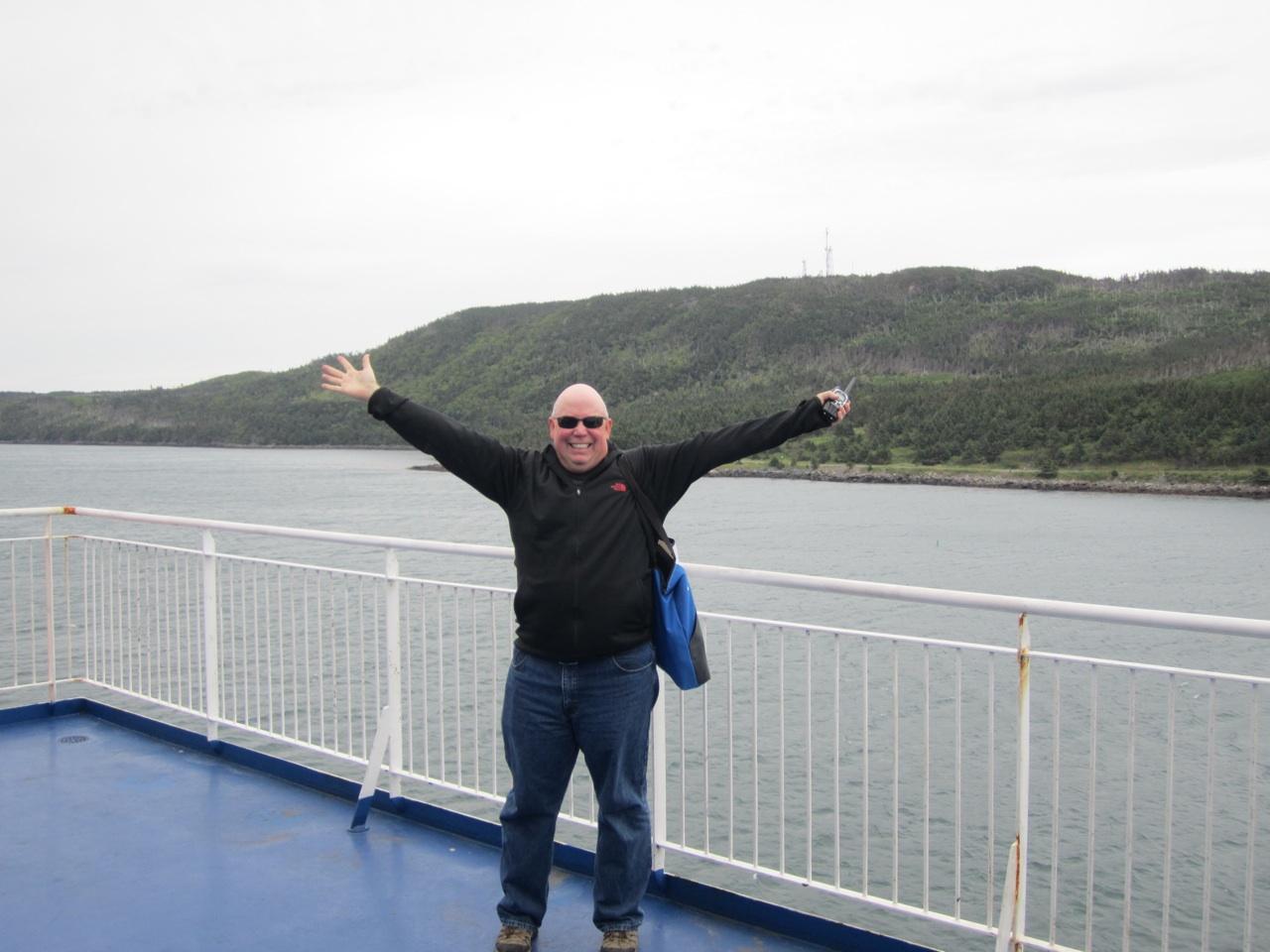 We Made It To Newfoundland!
