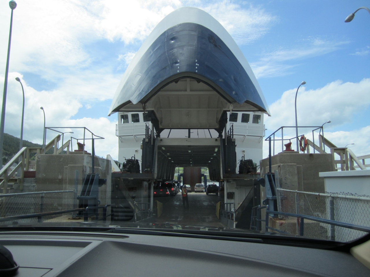The Ferry To Bell Island