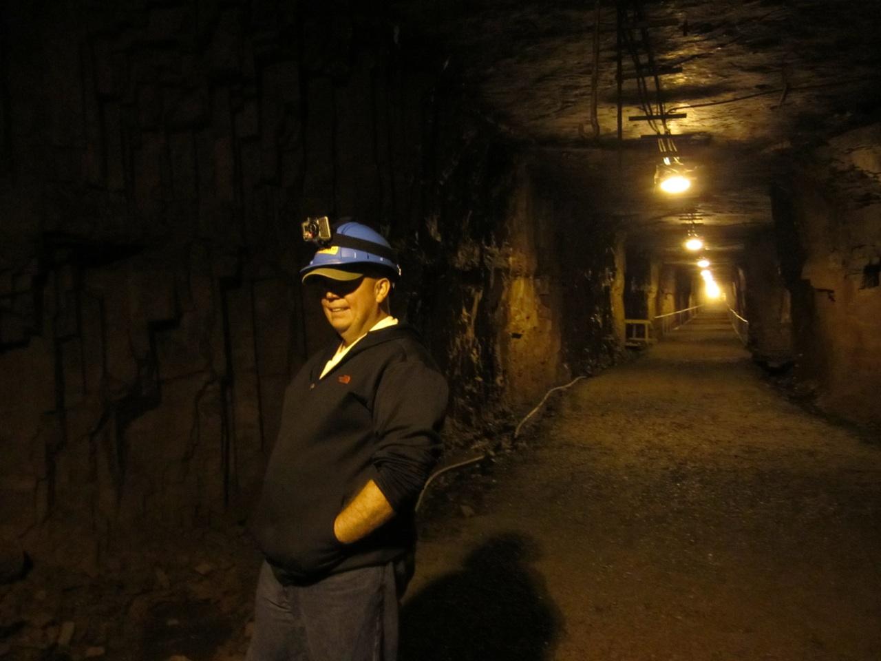 David In The Mine