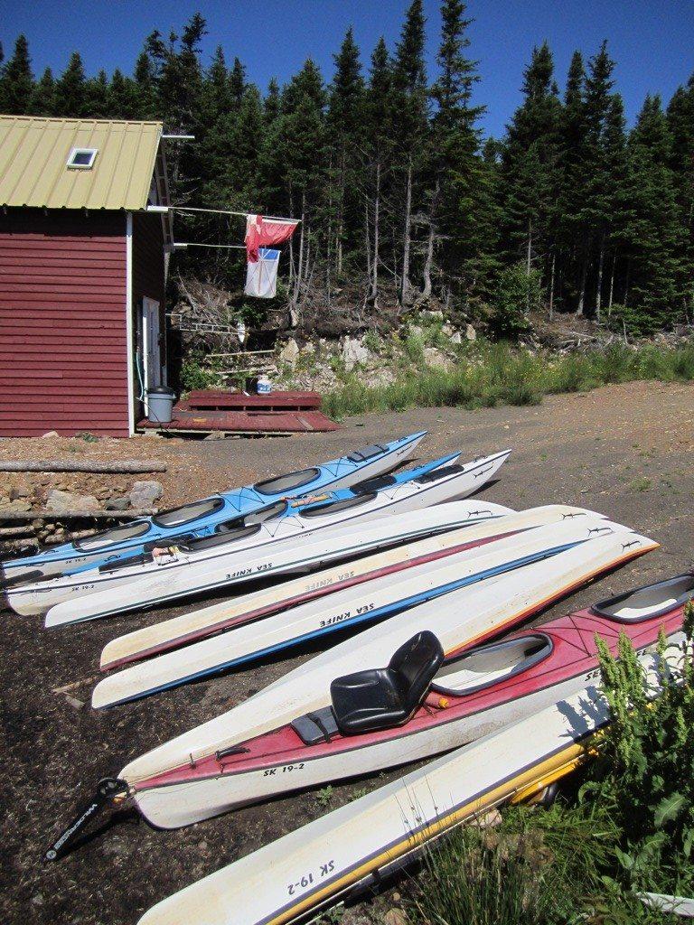 Sea Knife Kayaks In Cottlesville
