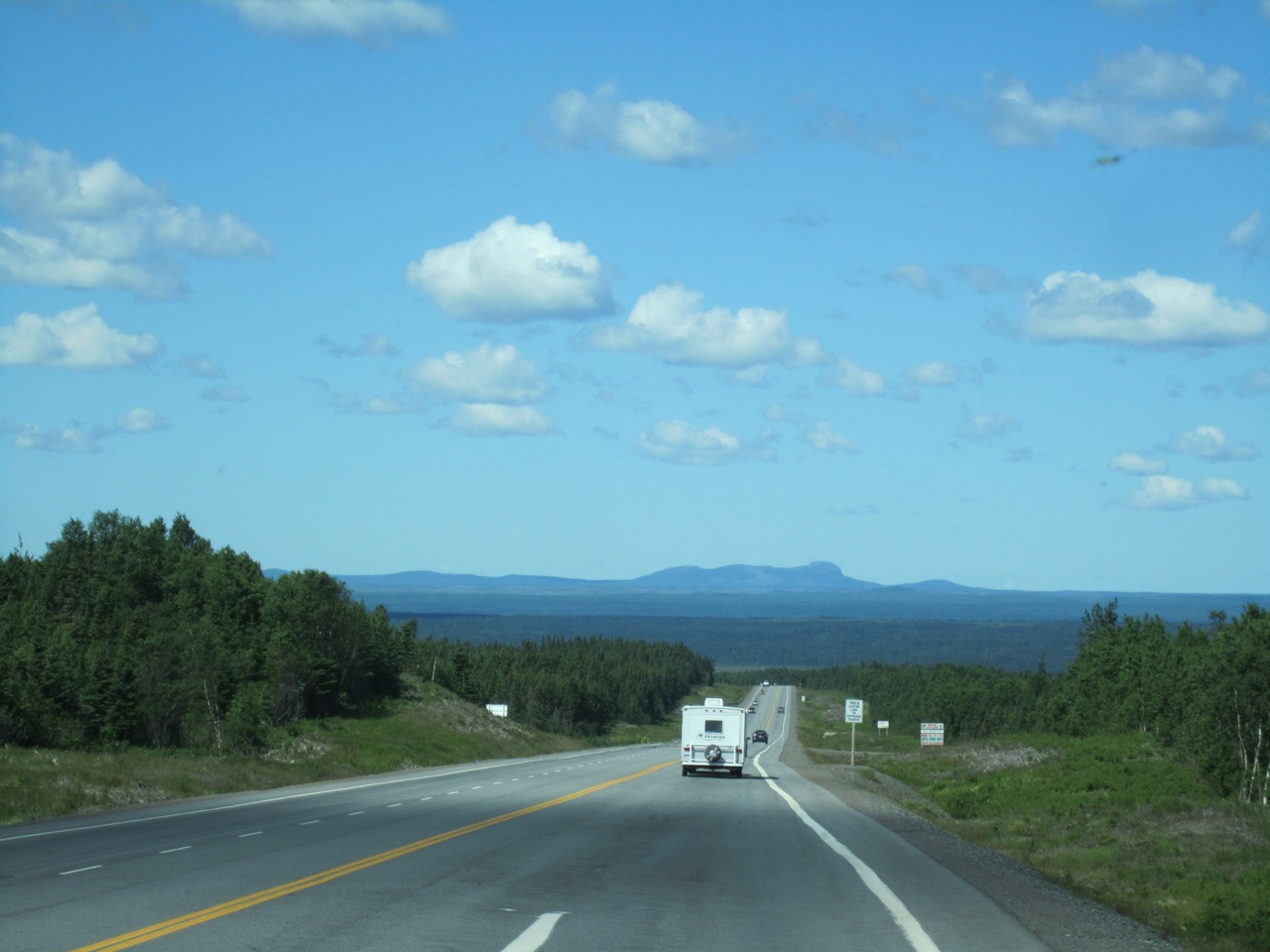 The Road To Grand Falls-Windsor