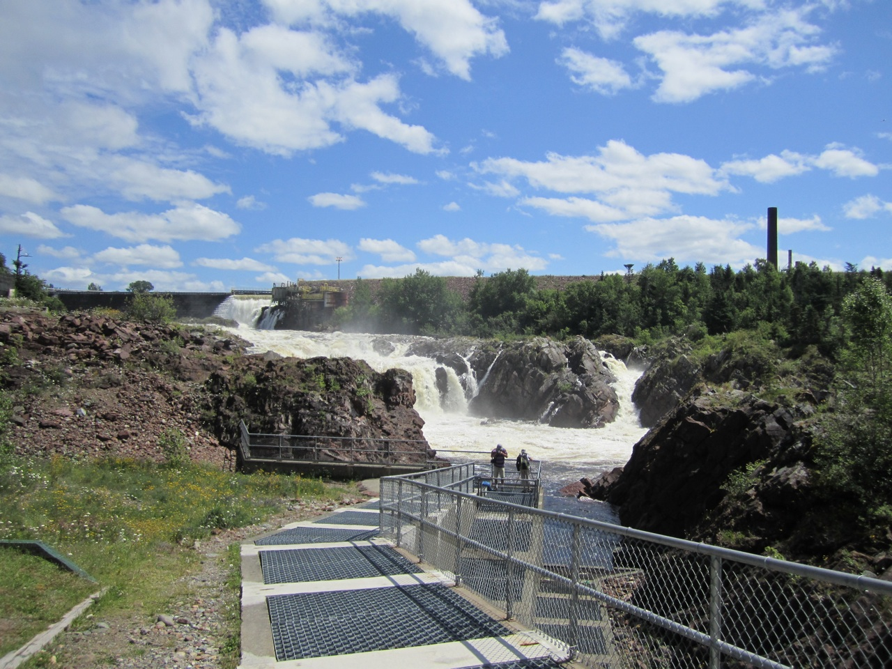 The Falls In Grand Falls-Windsor