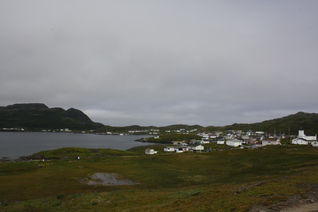 The Village Of Goose Cove Bay