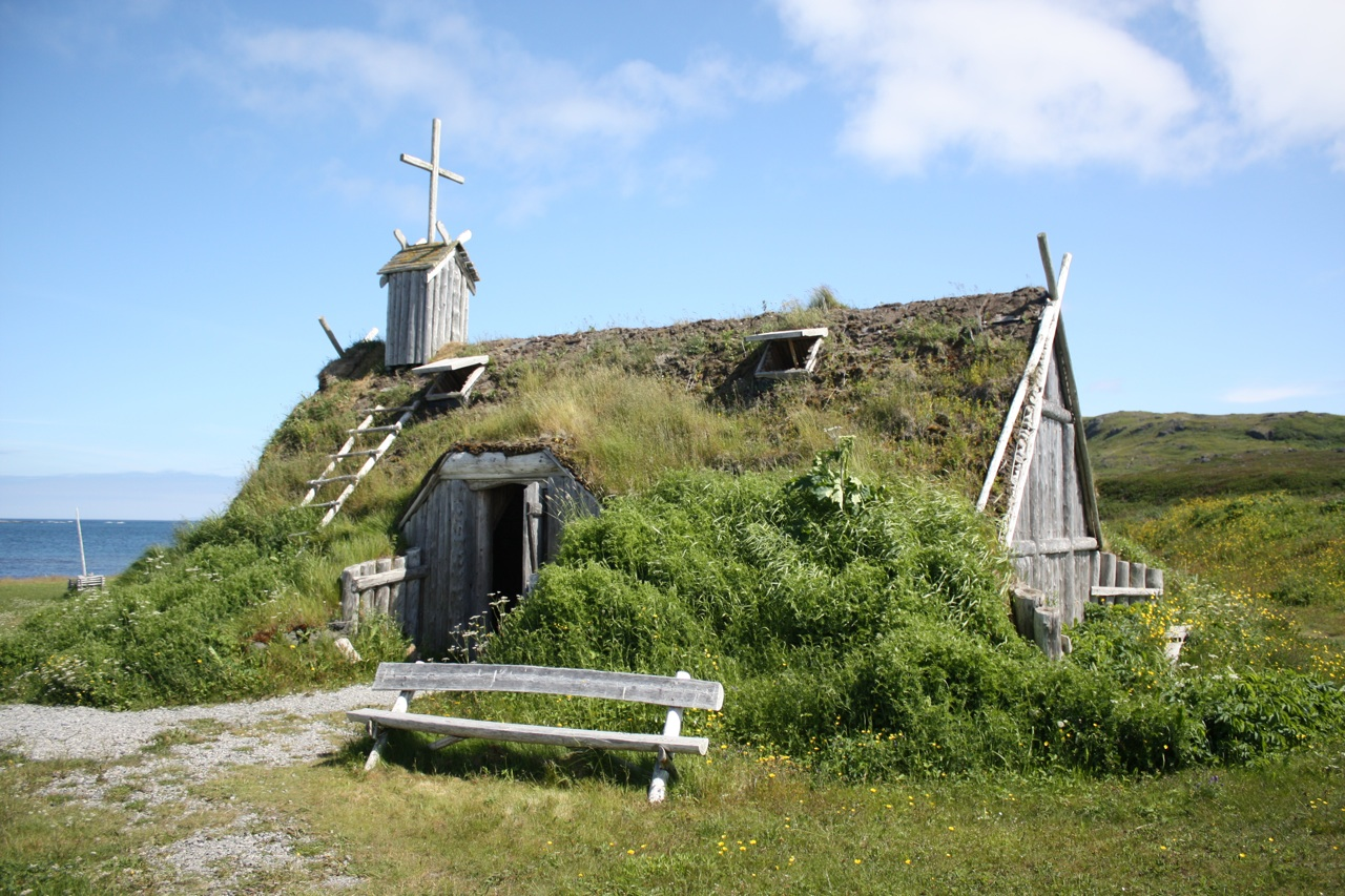 The Church At The Viking Village