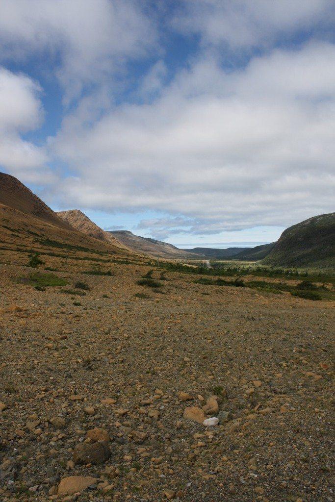 The Tablelands In Gros Morne National Park