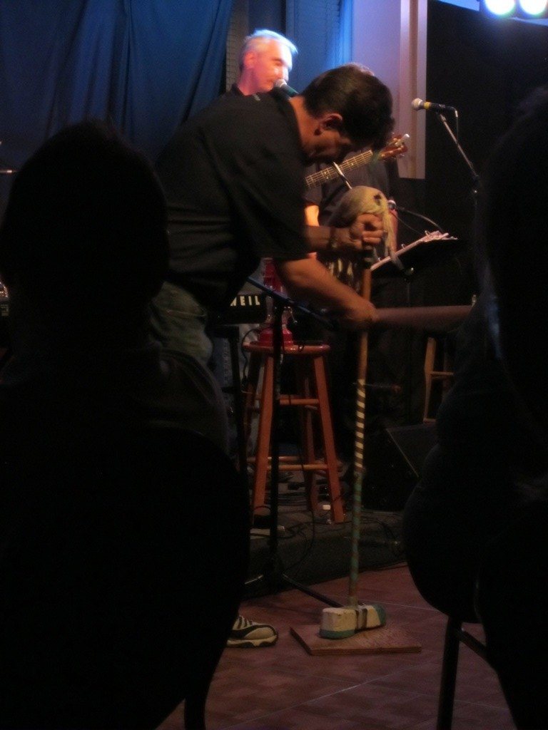 Anchors Aweigh Show, Playing The Ugly Stick
