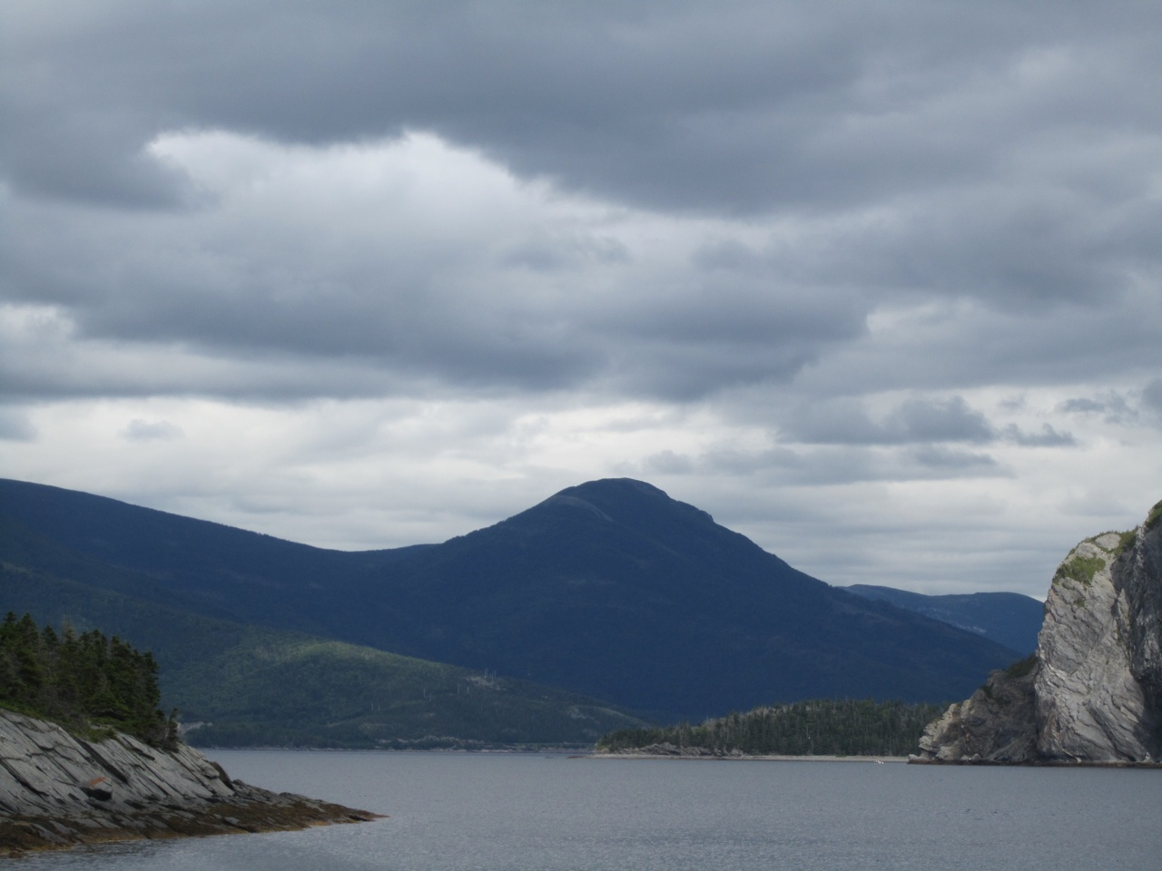 Beautiful Bonne Bay At Norris Point