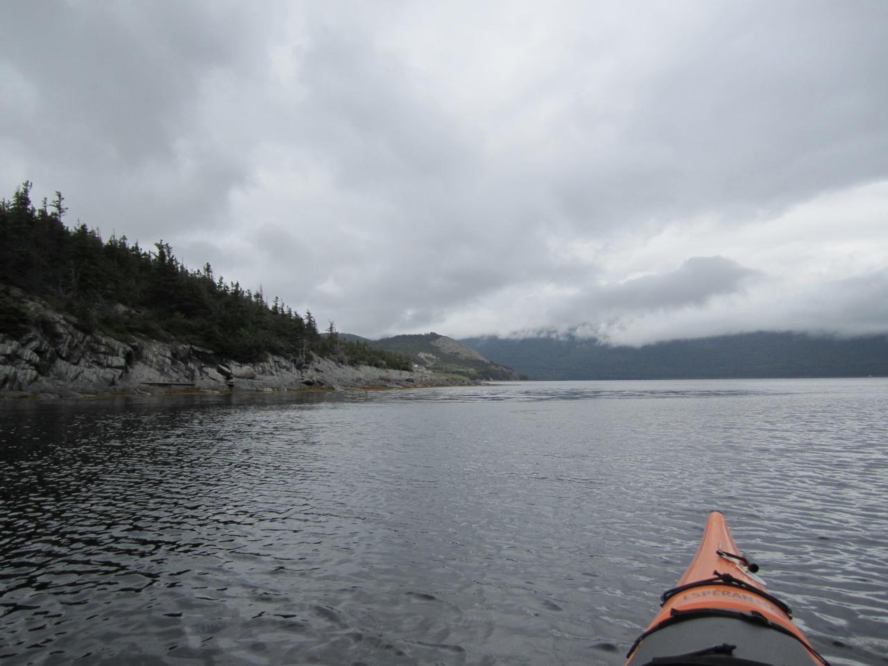 Kayaking At Norris Point In Bonne Bay