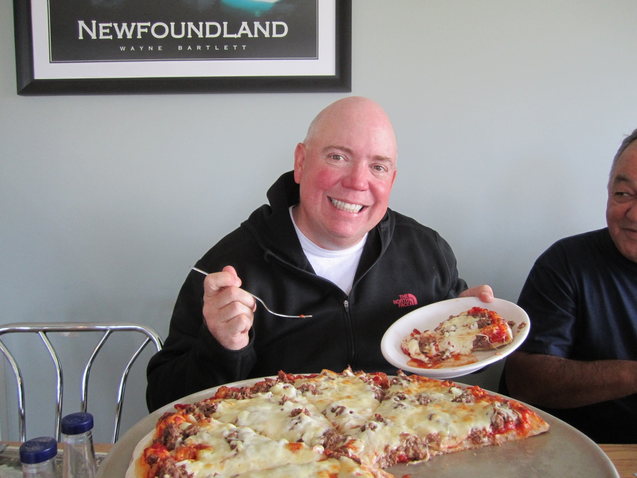 Moose Meat Pizza