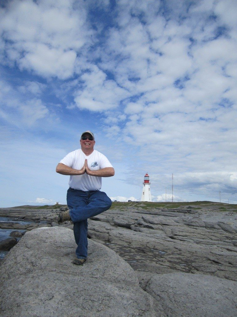 David Close To Finding Peace In Newfoundland