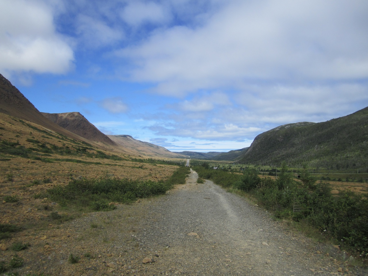 The Tablelands Trail