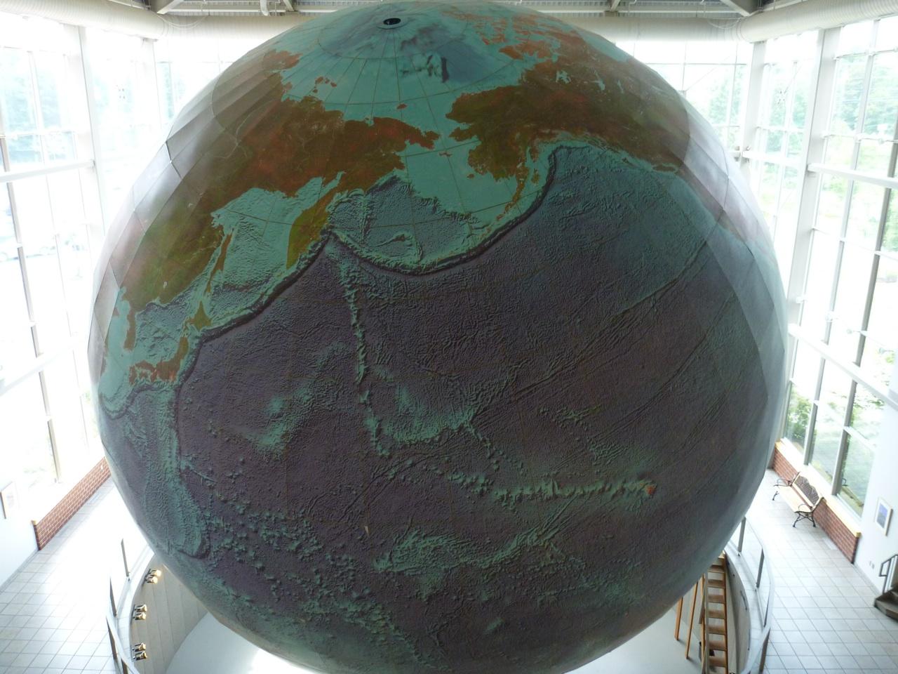 Eartha, The Giant Globe At DeLORME
