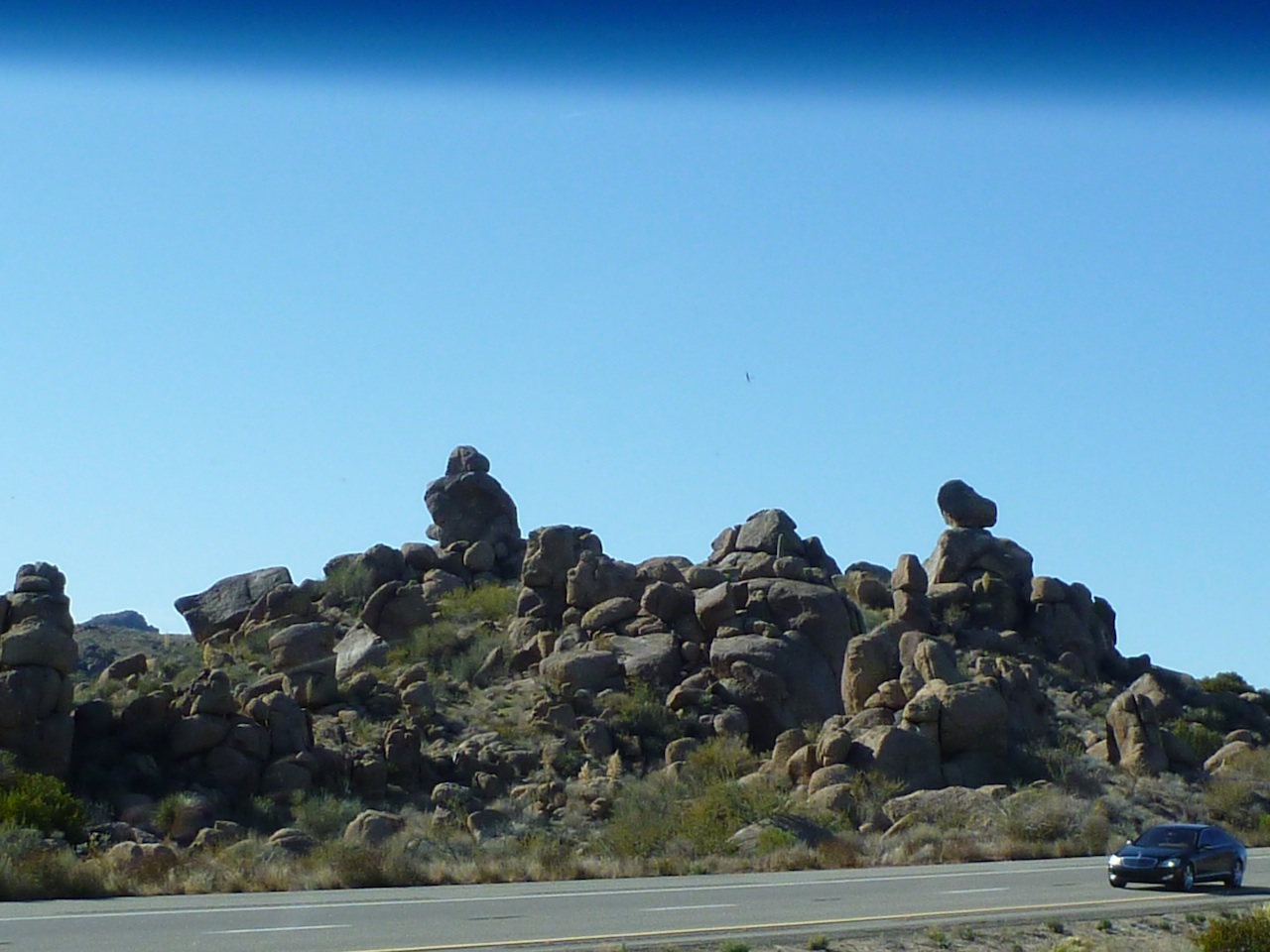 Amazing Boulders Just Seem To Appear Out Of No Where
