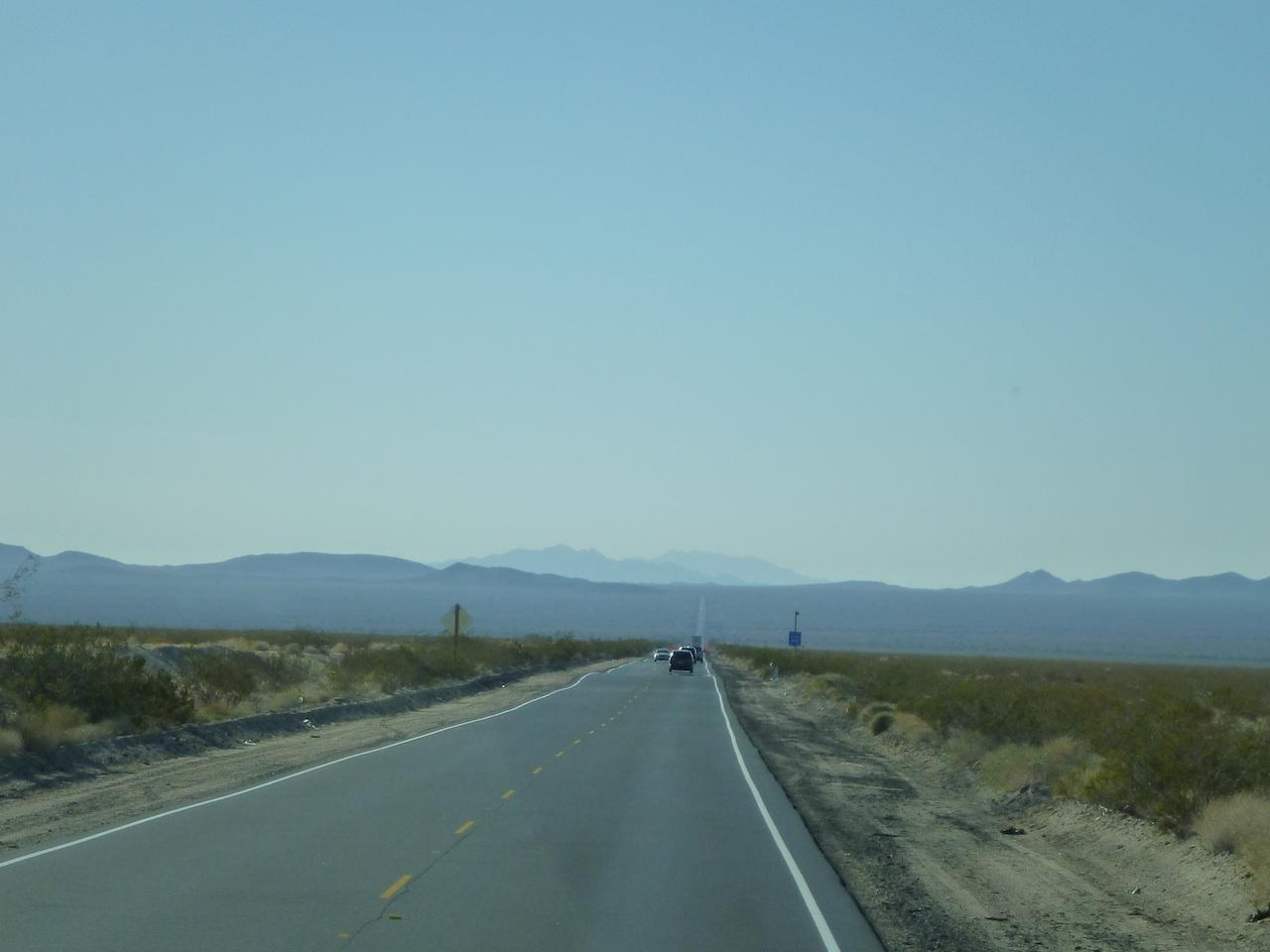 The Long Long Road To Quartzsite, AZ