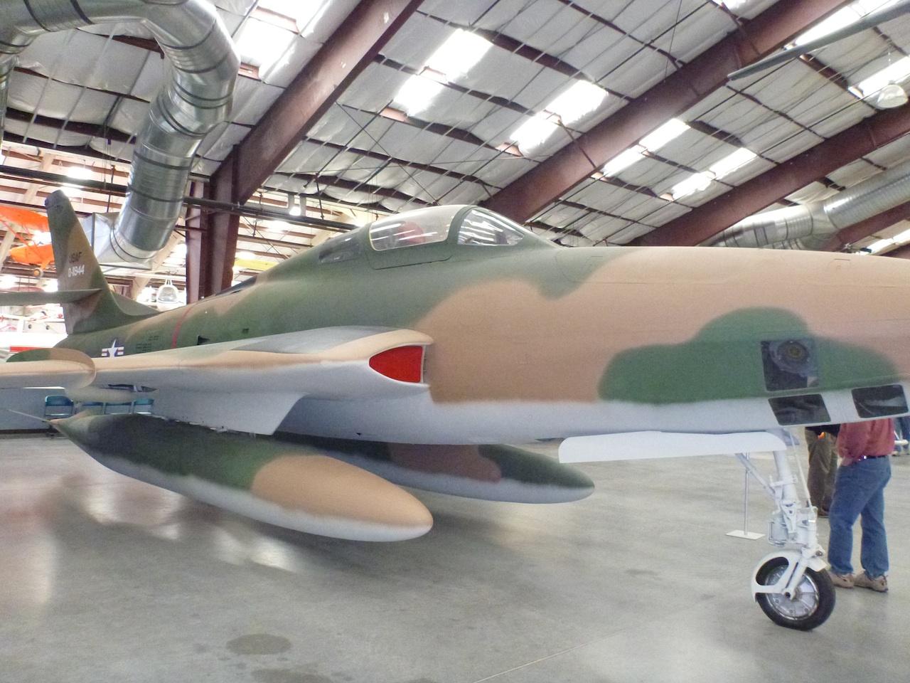 A Plane With Spy Cameras Built Into The Nose