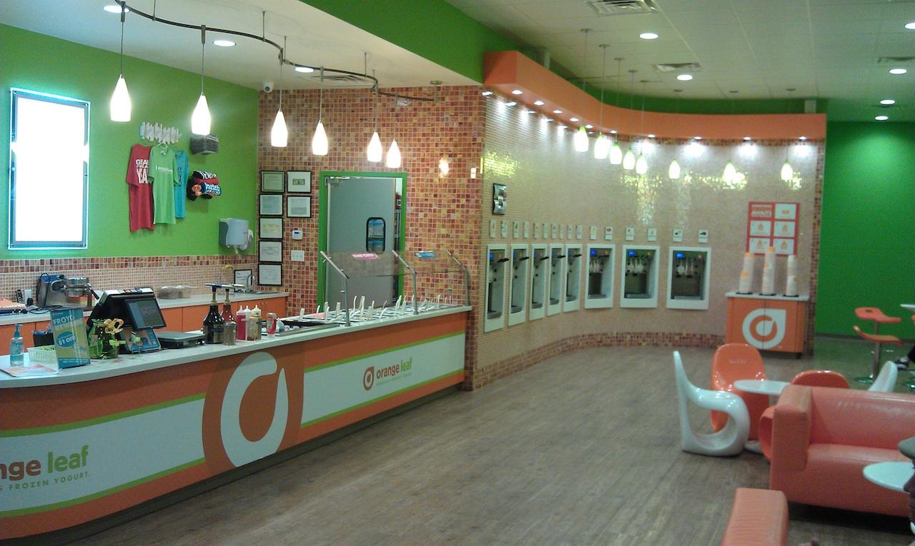 The Orange Leaf Store In Houma, LA
