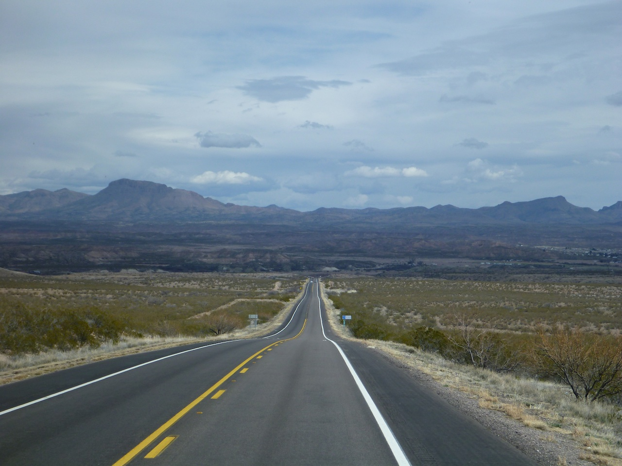 On The Road To Silver City, NM