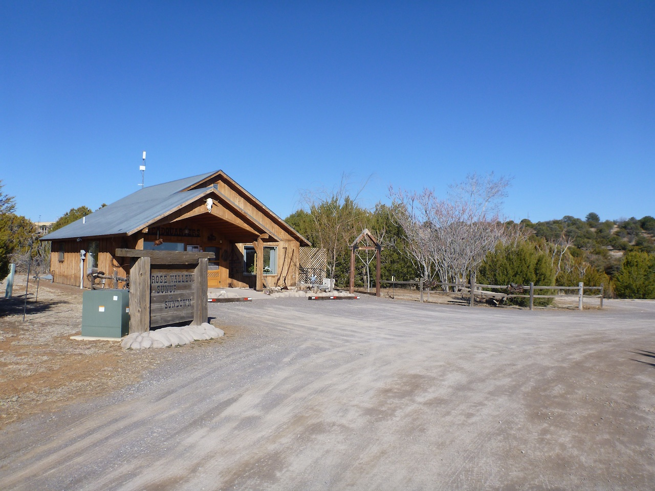 Rose Valley RV Ranch In Silver City, NM