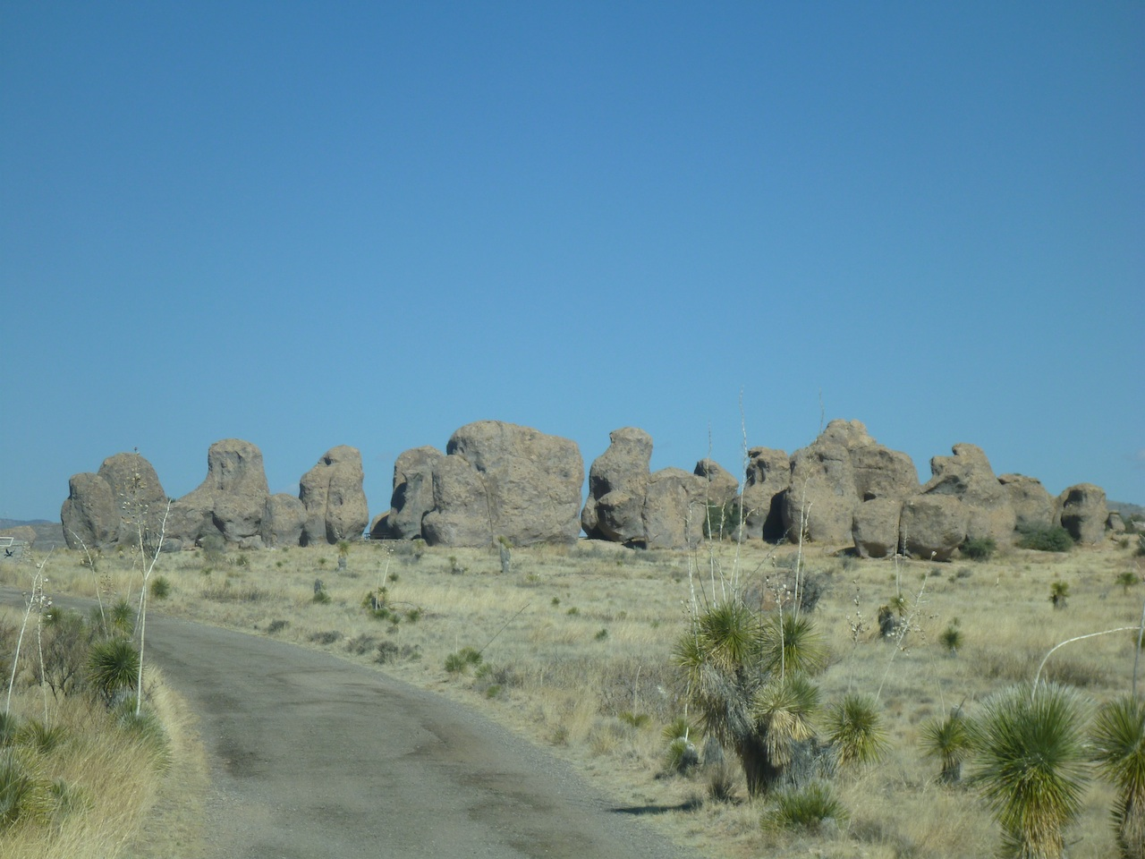 City Of Rocks State Park