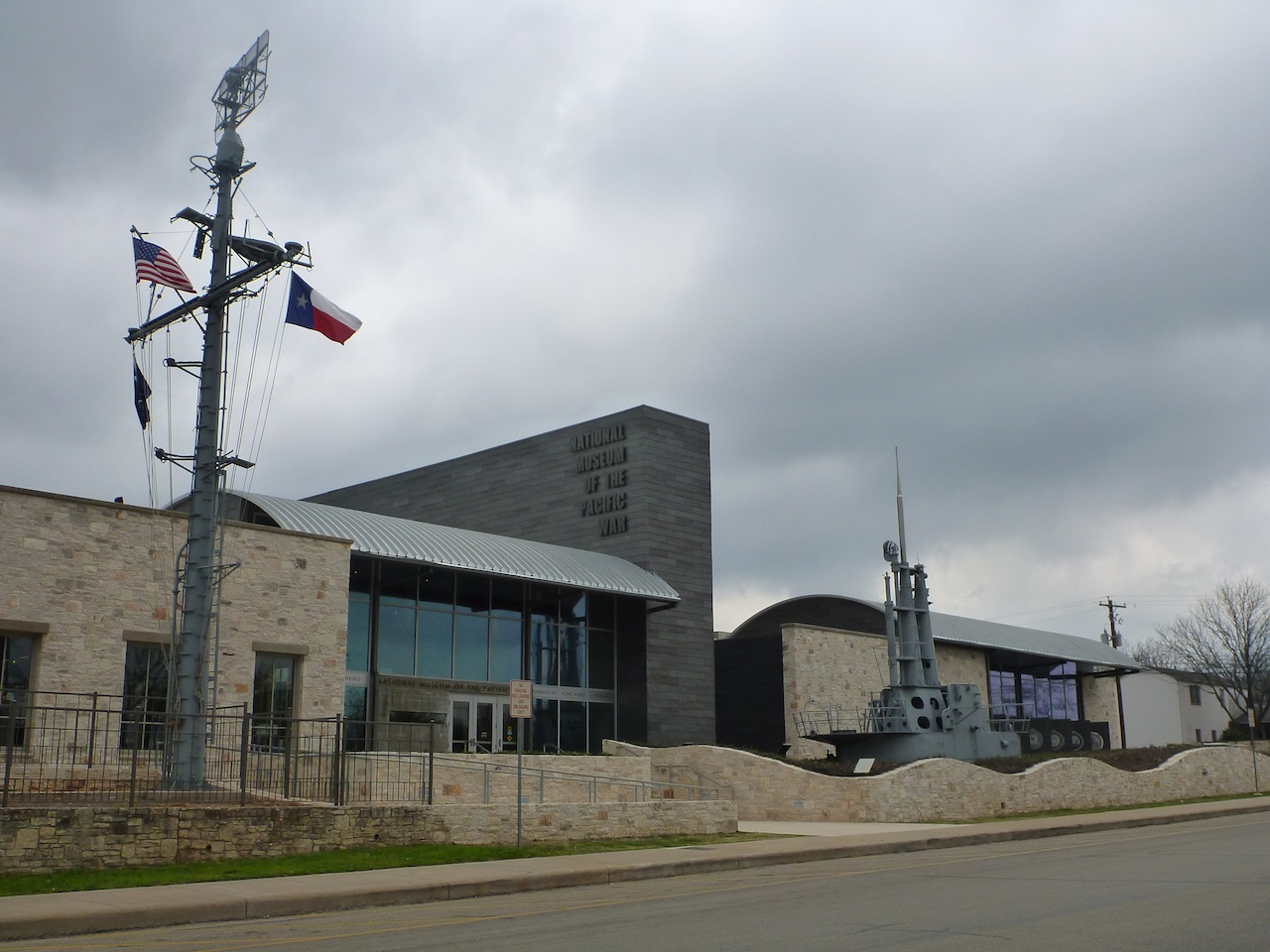 The National Museum Of The Pacific War In Fredericksburg, TX