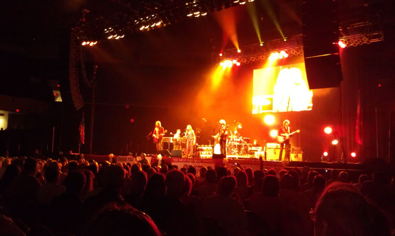 Sheryl Crow Concert At The Rally In Louisville, KY